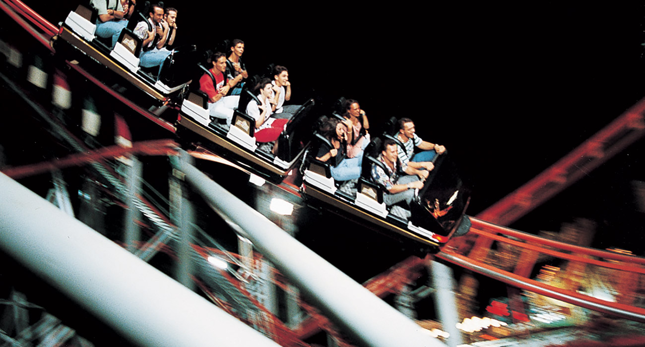 Interpark Amusements - Roller Coaster Manufacturer
