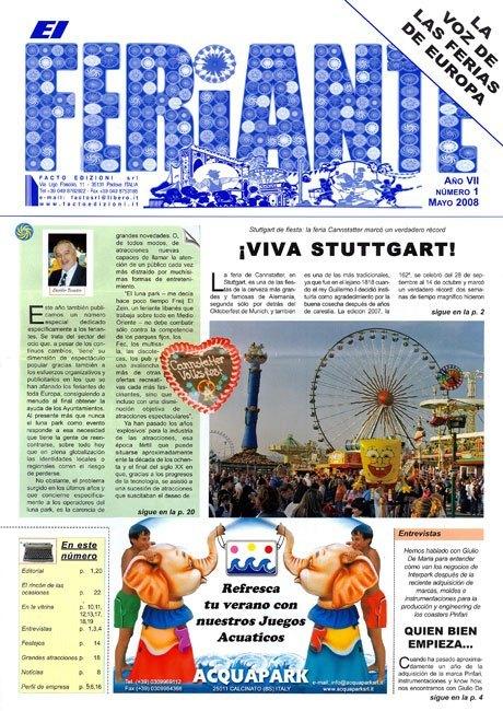 Magazine El Feriante