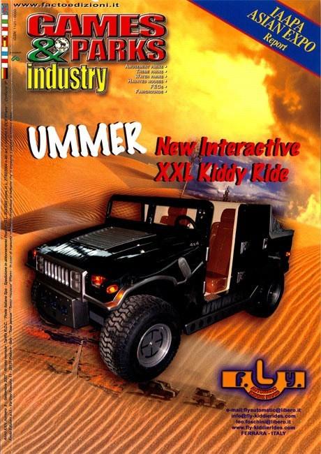 Magazine Games Park Industry