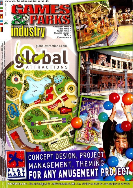 Magazine Games Park Industry